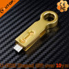 Metal OTG USB2.0/USB3.0 Flash Drive for Phone Gifts (YT-3309)