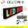 WiFi Offline Controlled Electronic LED Sign Board with Tri-Color (P10 R&G)