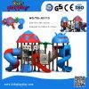 Kidsplayplay Large Plastic Slide Robot Series Outdoor Playground Equipment for Kindergarten