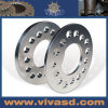 Investment Casting Ship Accessories Marine Parts with CNC Machined