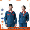 Food Processing Worker Uniforms of 65% Polyester and 35% Cotton