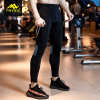 Mens Cycling Legging with Pad Male Cycling Long Pants