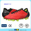 Lightweight PU Upper Die-Cut Textile Footbed Fashion Sports Shoe