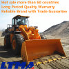 China Made 5 Ton Wheel Front Loader Price List