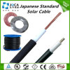 Japanese Standard S-Jet Approved 1*2mm2 Solar Power Cable PV-Cq