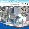 HDPE PP Bottles, Containers Recycling Machine, Hard Plastic Washing Machine