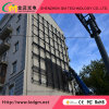High-End Outdoor Advertising Video Wall, P16 Full Color LED Curtain
