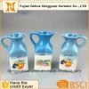 Handmade Ceramic Spice Bottle, Vinegar and Oil Bottle