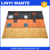 Top Quality Stone Coated Metal Shingle Roof Tiles with Moderate Price