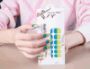 Fashionable Nail Sticker Art Nail Sticker