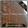 Keenhai OEM Modern Exterior Wall Cladding Decoration Finishing Material