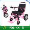 Disabled People Using Portable Folding Electric Wheelchair Price