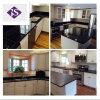 Natural Polished Black Granite Kitchen Countertop Customized