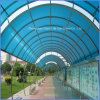6mm Transparent Polycarbonate Sun Panel with UV Protection
