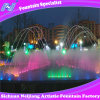 Cold Fog Fountain with Lighting Outdoor Fountain