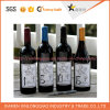 Customized Label Printing Wine Bottle Adhesive Label Stickers for Wedding
