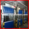 Warehouse Automatic Plastic Fast Closing Door (ST-001)