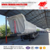 Steel Round Dumper Trailer /Tipping Trailer with Fuwa Cylinder