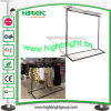 Clothing Store Display Luxury Garment Rails and Clohes Racks