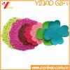 Custom Shape Silicone Cup Mat (YB-LY-CM-06)
