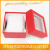 Clear Window Cardboard Custom Watch Box