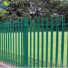 D Section Hot DIP Galvanized Palisade Fencing for UK