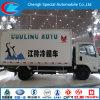Jmc 4X2 Small Cooling Van Truck