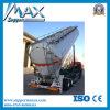 3axles Bulk Pta Powder Tanker Semi Trailer with Dumping Function