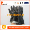 Ddsafety 2017 Black Industry Long Cuff Rubber Gloves