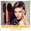 Personal Hair Straightener Brush with LCD Display