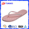 Ladies Colorful PE Flip Flops with Diamond (TNK10001)