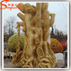 Outdoor Decoration Fiberglass Fake Artificial Trunk