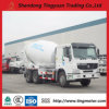 HOWO Mixer Truck/Concrete Mixer with High Capacity