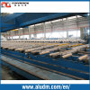 2000t Magnesium Extrusion Profile Tables in Aluminum Extrusion Machine