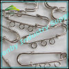 Fashion 63mm Large Kilt Brooch Safety Pin with Loops