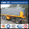 3axle Rear-Tipping Container Semi Traile