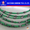 Sharpness Plastic Small Wire Saw for Stone Profiling