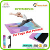 Full Color Digital Printed PU Yoga Mat, Best Anti-Slip PU Yoga Mat, Custom Printing