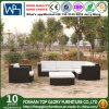 New Design Rattan Corner Sofa for Outdoor with Coffee Table (TG-JW41)