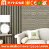 PVC Deep Embossed Home Wall Paper Decoration