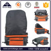 2-in-1 Foldable Travel Backpack Into Waist Bag