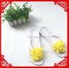 Flower Flip Flops for Woman