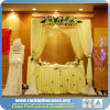 Round Backdrop Pipe and Drape for Wedding
