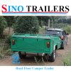 Australian Hard Floor Camper Trailer for Outdoor Adventure Travelling