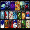 iPhone 7 Cases Christmas Pattern Design TPU Case for iPhone 7