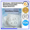 High Quality Anti-Estrogen Steroid Clomid / Clomiphene Citrate for Muscle Building