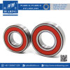 6306 High Temperature Nylon Polyamide Cage Deep Groove Ball Bearing
