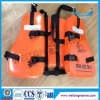 Marine Safety Vest Solas Three Piece Work Vest Foam Life Jacket for Oil Platform