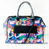 Popular Brand Designer Women PU Printing Luggage (NMDK-061606)