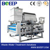 Stainless Steel 304 Belt Filter Press Waste Water Treatment